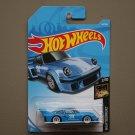 Hot Wheels 2018 Nightburnerz Porsche 934.5 (blue)