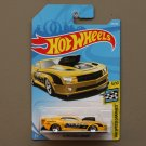 Hot Wheels 2018 HW Speed Graphics '10 Chevy Pro Stock Camaro (yellow)
