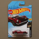 Hot Wheels 2018 Nightburnerz Custom Datsun 240Z (burgundy)