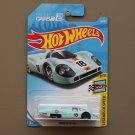 Hot Wheels 2018 Legends Of Speed Porsche 917 LH (gulf blue)