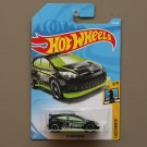 Hot Wheels 2018 Checkmate '12 Ford Fiesta (black)