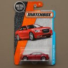 Matchbox 2016 MBX Adventure City '15 Chrysler 300 (red) (SEE CONDITION)