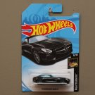 Hot Wheels 2018 Nightburnerz '15 Mercedes Benz AMG GT (black)