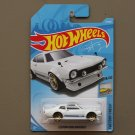 Hot Wheels 2018 Factory Fresh Custom Ford Maverick (white)