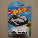 Hot Wheels 2018 HW Exotics McLaren P1 (white) (SEE CONDITION)