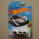 Hot Wheels 2018 HW Exotics McLaren P1 (white)