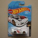 Hot Wheels 2018 Nightburnerz '96 Nissan 180SX Type X (white)