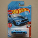 Hot Wheels 2018 Muscle Mania '18 Ford Mustang GT (blue) (SEE CONDITION)