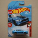 Hot Wheels 2018 Muscle Mania '18 Ford Mustang GT (blue)