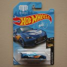 Hot Wheels 2018 Nightburnerz '15 Mazda MX-5 Miata (blue) (Mad Mike)