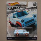 Hot Wheels 2018 Car Culture Cargo Carriers Ford Transit Super Van