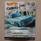 Hot Wheels 2018 Car Culture Cargo Carriers Nissan C10 Skyline Wagon