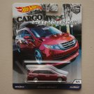 Hot Wheels 2018 Car Culture Cargo Carriers Honda Odyssey (SEE CONDITION)