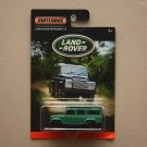 Matchbox 2016 Land Rover Series Land Rover Defender 110