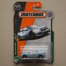 Matchbox 2018 MBX Road Trip '17 Honda Civic Hatchback (blue) (SEE CONDITION)