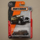 Matchbox 2018 MBX Rescue '33 Plymouth PC Sedan (brown)