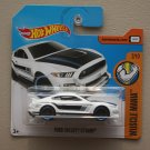 Hot Wheels 2017 Muscle Mania Ford Shelby GT350R (white)