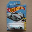 Hot Wheels 2018 Legends Of Speed Porsche 917 LH (gulf blue) (SEE CONDITION)