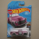 Hot Wheels 2018 HW Metro '52 Chevy (pink)