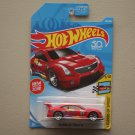 Hot Wheels 2018 Legends Of Speed '16 Cadillac ATS-V R (red) (SEE CONDITION)