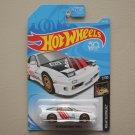 Hot Wheels 2018 Nightburnerz '96 Nissan 180SX Type X (white) (SEE CONDITION)