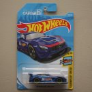Hot Wheels 2018 Legends Of Speed '16 Mercedes Benz AMG GT3 (blue) (Project Cars 2) (SEE CONDITION)