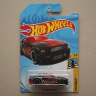 Hot Wheels 2018 Checkmate '07 Ford Mustang (black)