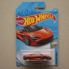 Hot Wheels 2018 Factory Fresh McLaren 720S (orange)