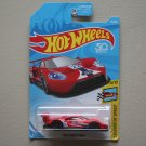 Hot Wheels 2018 Legends Of Speed '16 Ford GT Race (red)