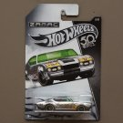 Hot Wheels 2018 50th Anniversary ZAMAC Series '68 Olds 442