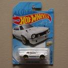 Hot Wheels 2018 Factory Fresh Custom Ford Maverick (white) (SEE CONDITION)