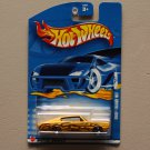 Hot Wheels 2002 Collector Series '67 Dodge Charger (yellow)