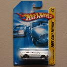 Hot Wheels 2008 First Editions '07 Shelby GT-500 (white)