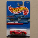 Hot Wheels 2000 Collector Series Jaguar XJ 220 (red)