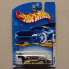 [CASTING ERROR] Hot Wheels 2001 First Editions Ford Focus (black)