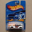Hot Wheels 2001 Collector Series '40 Ford (white/black) (Harley Davidson)