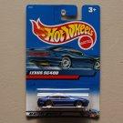 Hot Wheels 2000 Collector Series Lexus SC400 (blue)