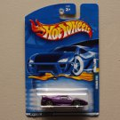 Hot Wheels 2001 Collector Series Ferrari F50 (purple) (SEE CONDITION)