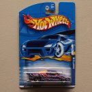 Hot Wheels 2000 Collector Series Pro Stock Chevy S10 (purple)