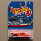 Hot Wheels 2000 First Editions Pro Stock Chevy S10 (neon orange)