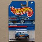 Hot Wheels 1998 Collector Series Volkswagen Baja Beetle (Baja Bug) (blue)