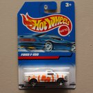 Hot Wheels 1998 Collector Series Ford F-150 (white)
