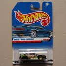 [WHEEL ERROR] Hot Wheels 1998 First Editions Ford Mustang Cobra (black)