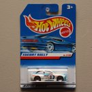 Hot Wheels 1998 First Editions Ford Escort Rally (ivory white)
