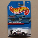 Hot Wheels 2000 Collector Series Pikes Peak Toyota Celica (white)