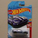 Hot Wheels 2018 Then And Now Custom '15 Ford Mustang (mauve)