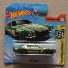 Hot Wheels 2018 Legends Of Speed '70 Camaro (green)