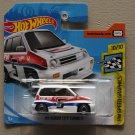 Hot Wheels 2018 HW Speed Graphics '85 Honda City Turbo II (white)