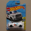 Hot Wheels 2018 HW Speed Graphics '15 Ford F-150 (white)