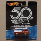 Hot Wheels 2018 50th Anniversary Favorites Series '60s Ford Econoline Pickup